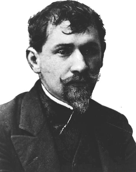Stanisław Przybyszewski, zdjęcie w domenie publicznej (źródło: pl.wikipedia.org)