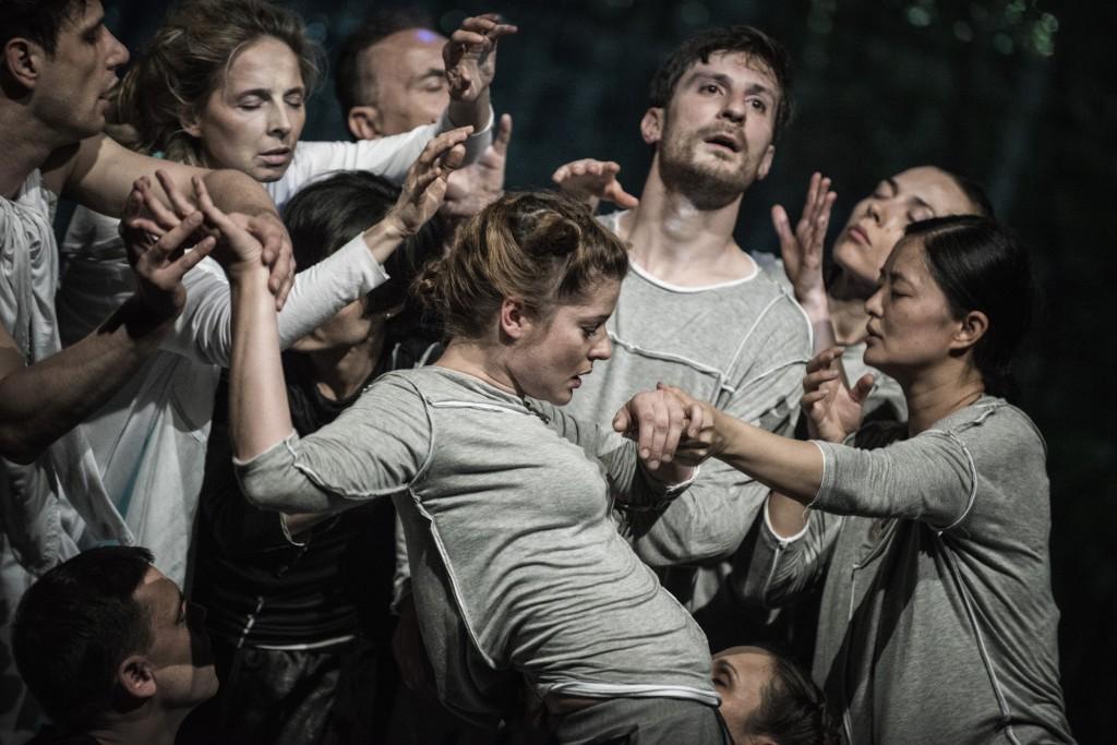 Fotos ze spektaklu, autor: Magda Hueckel (źródło: stary.pl)